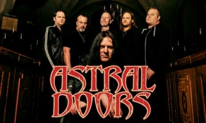 ASTRAL DOORS mit brandneuem Song «Welcome To The Astral Kingdom»