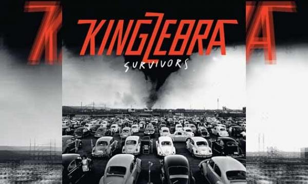 KING ZEBRA – Survivors