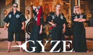 GYZE präsentieren 100% Ninja Metal aus Japan
