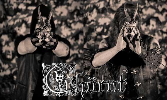 GHÖRNT – Mundart Black Metal aus der Region für die Region
