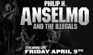 Phil Anselmo & The Illegals – King Parrot (Live-Stream)