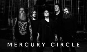 MERCURY CIRCLE (Musiker von Children Of Bodom & Swallow The Sun) mit neuem Video