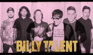 BILLY TALENT zeigen neue Single «End Of Me» mit Gastsänger Rivers Cuomo
