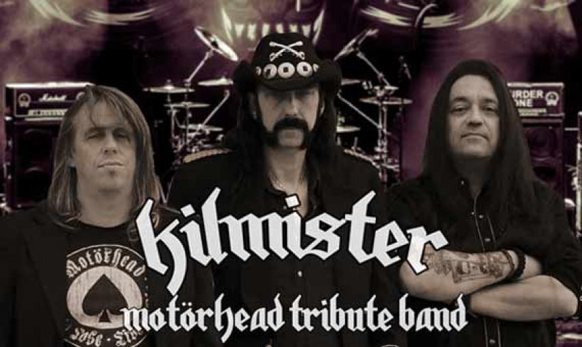 KILMISTER mit zweiter Live-DVD am Start