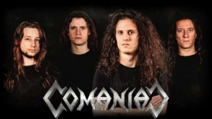 COMANIAC machen Release-Show zum Album «Holodox»