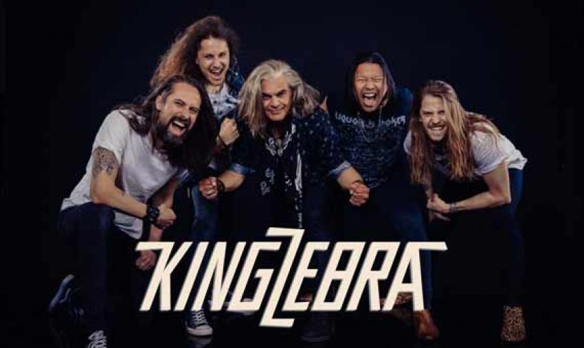 KING ZEBRA veröffentlichen weitere Single «We're The Survivors»