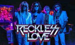 RECKLESS LOVE präsentieren neue Single & Musikvideo «Outrun»