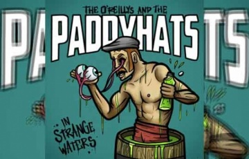 THE O'REILLEYS AND THE PADDYHATS – In Strange Waters
