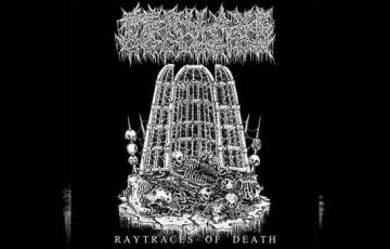 PERILAXE OCCLUSION – Raytraces Of Death (EP)