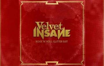 VELVET INSANE – Rock'N'Roll Glitter Suit