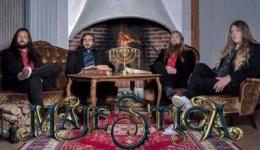 MAJESTICA machen neue Single «Metal United» als Hommage an alle Sommerfestivals und Bühnencrews