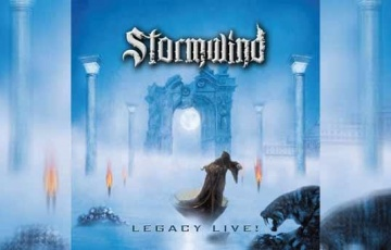 STORMWIND – Legacy Live! (Re-Release)